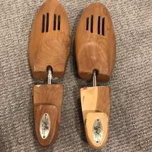 Johnston & Murphy Other - Wooden Shoe Trees XL